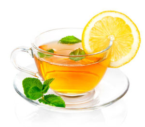 herbal-tea-with-lemon-and-mint