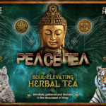 Peace tea herbal tea