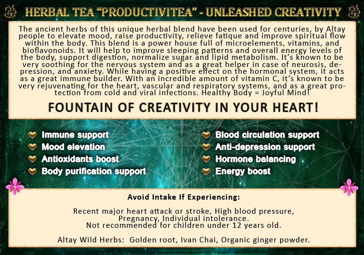 Productivitea Herbal Tea