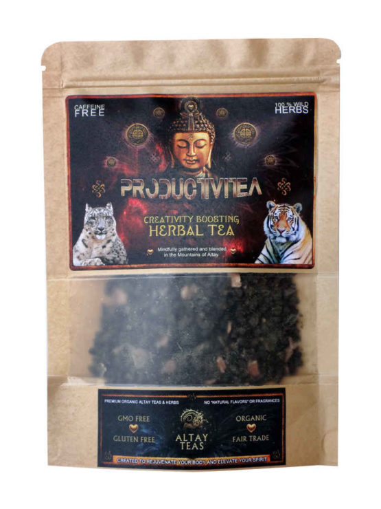 Productivitea Herbal Tea Loose Leaf