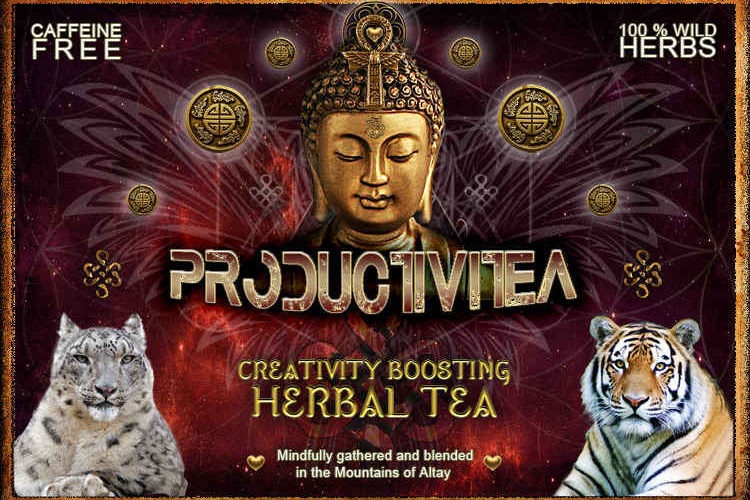 Productivitea Wellness Tea