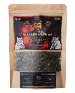 Vitamin Power Wellness Tea